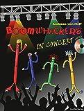 Boomwhackers In Concert mit CD: Lehrbuch für das Klassenmusizieren mit allen Kindern der Grundschule! - Andreas von Hoff