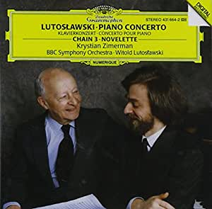 Lutoslawski: Piano Concerto