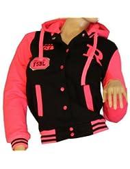 Damen Sporthose College Jacke Jogginghose Trainingsanzug Jogginganzug Trainingshose für Damen und Herren