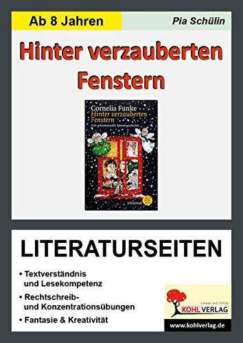 Hinter Fenster (Hinter verzauberten Fenstern - Literaturseiten)