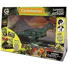 GEOWORLD CL235K - Jurassic Action Carnotaurus