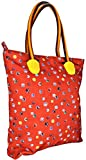 Borsa Spalla Donna Arancione K-Way Bag Woman K-Sun Ns Shopper Orange