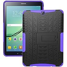 """KATUMO® Funda Gel Samsung Tab S2 9.7"""", Carcasa de Piel Protectora Case Cover para Tablet Samsung Galaxy Tab S2 9.7""""(SM-T810/SM-815) Funda Dura Cubierta Silicona Cubrir-Azul"""