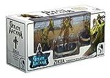 Pegasus Spiele 58001G - Golem Arcana: Zikia - Vorboten des großen Stammes, Brettspiele