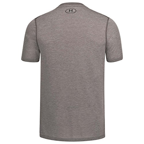 Under Armour Herren Ua Tech Ss Tee Fitness-T-Shirts & Tanks CBH//BLK