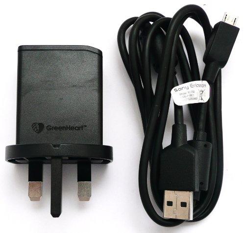 sony-ericsson-850-mah-universal-micro-usb-energy-saving-mini-charger-black