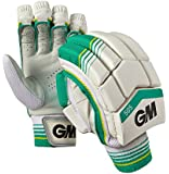 Gunn and Moore Boy's 505 Right Hand Batting Gloves - Green, Youth