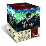 Harry Potter Le Coffret Ultime - Edition limitée et numérotée - L'intégrale des films Harry Potter 1 à 7 Partie B + Goodies - 13 DVD + 18 Blu-ray [Blu-ray]