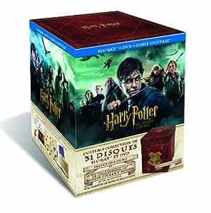 Harry Potter - L'intégrale [Wizard's Collection - Édition limitée et numérotée]