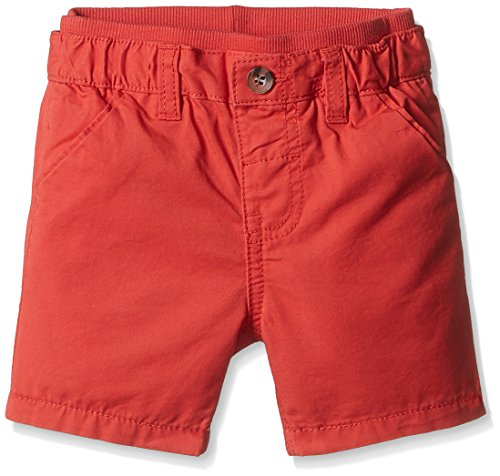 Mothercare Baby Boys' Shorts (52052296004_12-18 Months_Red)