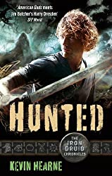 Hunted: The Iron Druid Chronicles