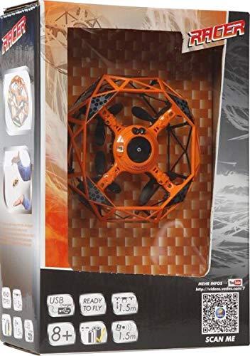 Vedes Racer I/R Air Spider Drohne, Ø 11 cm