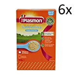 6x PLASMON pastina sabbiolina Babynahrung nudeln ab 4 Monaten 340g