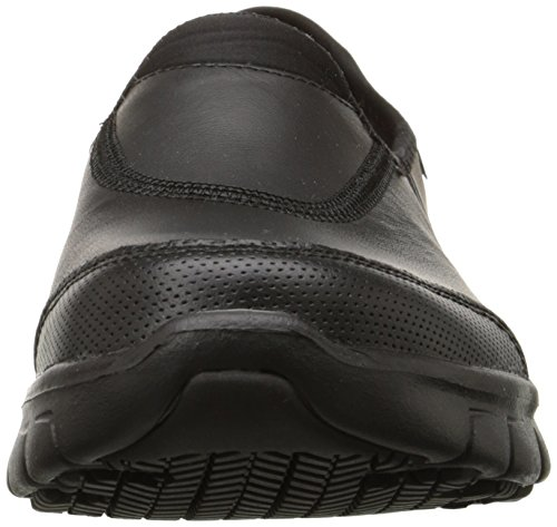Skechers For Work 76536 Sure Piste chaussures antidérapantes Black