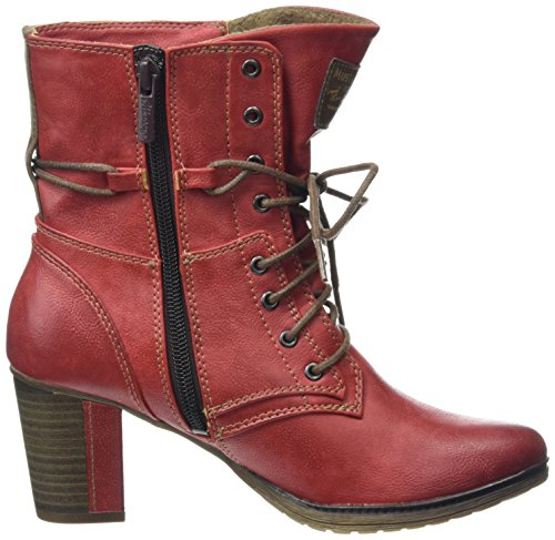 Mustang 1199-505, Stivaletti Donna Rosso (Rot)