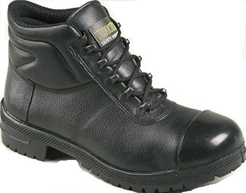 Tuffking 3110 - Calzado de protección para hombre Negro negro