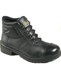 41 Protección Eu Calzado Hombre De Negro Rockfall Para Negro xZn1HO