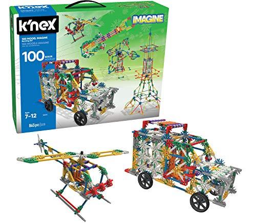 K'NEX 100 Model Building Set - 8...