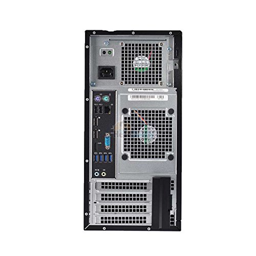 Dell Poweredge T30 Mini Tower Server Desktop , Intel Xeon E3-1225 V5 3.3G, 8M Cache, 8Gb Udimm, 2400Mt/S, 1Tb Hard Drive, Without Key Boar+ Mouse, Without Display Or Monitor