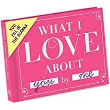 Knock Knock What I Love about You Fill in the Love Journal