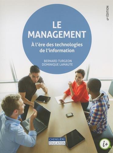 Le management : A l'ère des technologies de l'information
