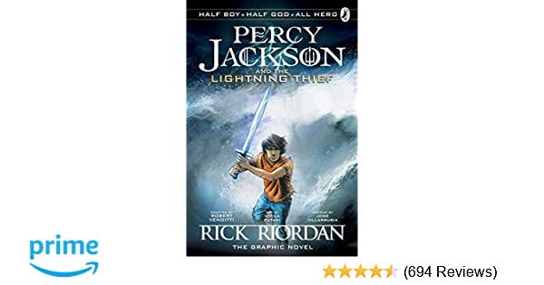 Percy Jackson Graphic Novel Epub