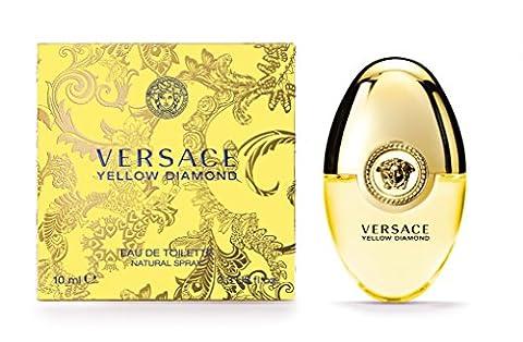 Versace Yellow Diamond Eau de Toilette Spray for Women 10
