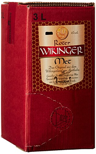 Roter Wikinger Met Bag-in-Box (1 x 3 l)