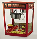 #1: Andrew James Electric Popcorn maker popcorn machine for commercial use