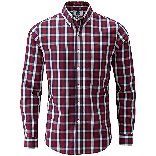 Charles Wilson Long Sleeve Classic Casual Shirt