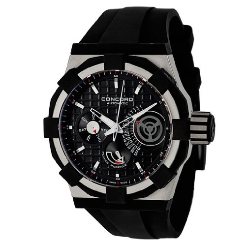Concord C1Retrograde Herren Armbanduhr Automatik 0320054