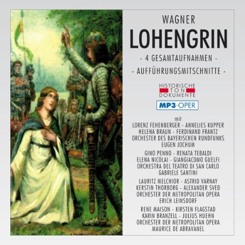 Lohengrin [Import allemand]