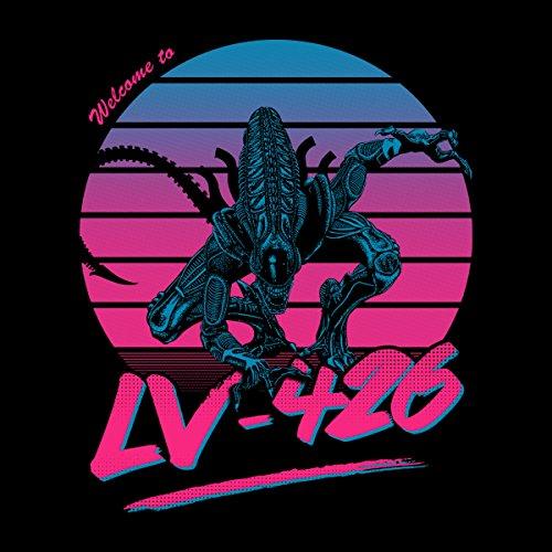 Aliens Welcome to LV-426 Men's Vest Black