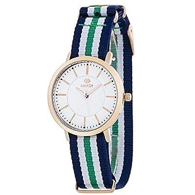 Reloj Marea Mujer B21165/7 Azul, Blanco y Verde