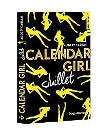 Calendar girl  (7) : Juillet