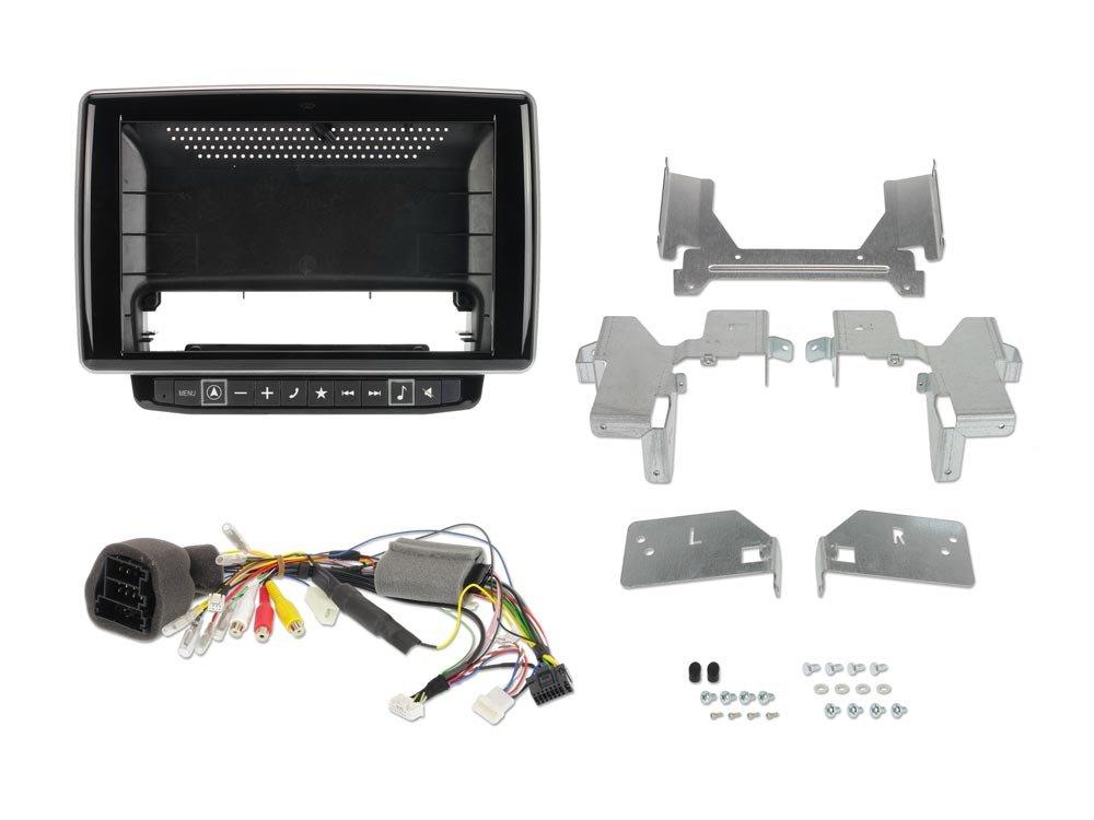 Alpine-i902d-du-Fixed-9-LCD-Touchscreen-Schwarz-Silber-Navigator-GPS-Navigator-229-cm-9-800-x-480-Pixel-LCD-AVI-MKV-MP4-AAC-FLAC-MP3-WMA-30-EDR