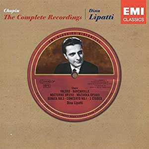 Chopin the complete recordings