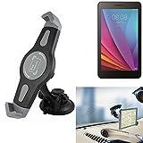 K-S-Trade Scheiben Halterung für Huawei MediaPad T1 7.0 KFZ Tablet Saugnapf Auto Halterung Windschutzscheibe Holder Halter Sc