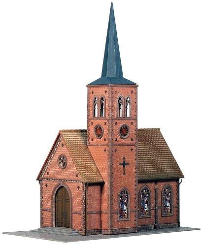 FALLER 130239 - Kleinstadt-Kirche