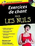 exercices de chant pour les nuls de jost el?onore 2011 reli?