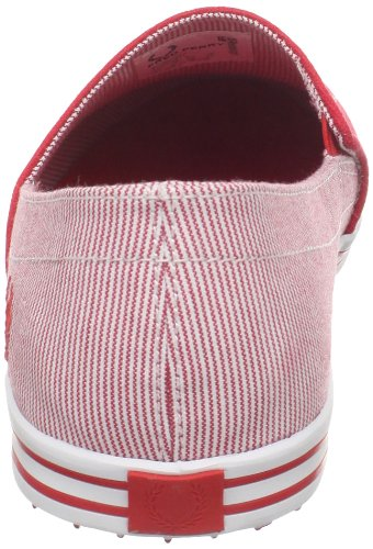 Fred Perry, Sneaker uomo Rosso