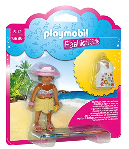 Playmobil Tienda Moda- Beach Fashion Girl Playmobil
