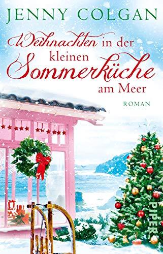 Weihnachten in der kleinen Sommerküche am Meer: