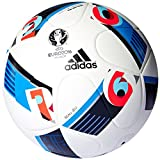 adidas Herren Fußball UEFA Euro 2016 Top Replique, white/bright blue/night indigo, 5, AC5450