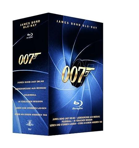 James Bond - Box Vol. 1+2: Jagt Dr. No/Liebesgrüsse aus