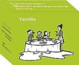 Lernkarten Gebärdensprache: Familie: 200 Lernkarten Deutschschweizerische Gebärdensprache zum Thema Familie