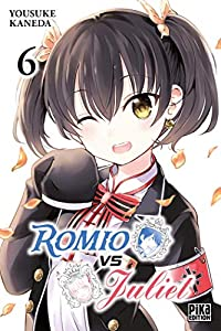 Romio vs Juliet Edition simple Tome 6