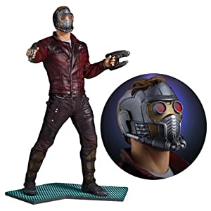 Gentle Giant Guardians of The Galaxy Collectors Gallery - Estatua de 1/8 Star-Lord (24 cm)