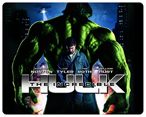 The Incredible Hulk - 100th Anniversary Steelbook Collection (UK Import ohne dt. Ton) [Blu-ray] (Anniversary Collection 100th)