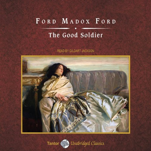 The Good Soldier  Audiolibri